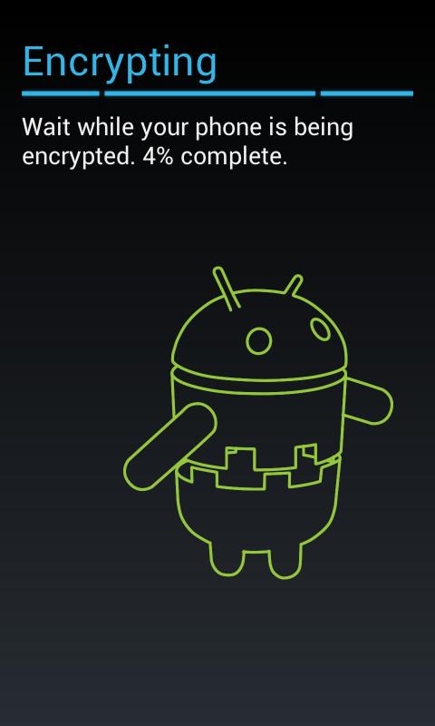 Ξεκλείδωμα pattern σε κρυπτογραφημένη Android συσκευή